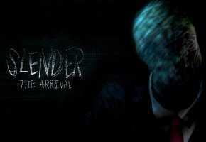 ���� Slender, Slenderman, ����������, Horror, slender the arrival