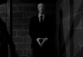 Обои Slender, Slenderman, Фантастика, Horror