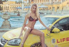 ���� ��������, ������, �����, sexy, ���������, ������, Volkswagen, Golf, ������