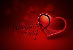 Обои День Святого Валентина, сердце, любовь, праздник, подарки