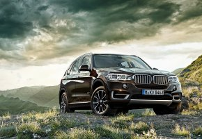 Обои BMW X5, BMW картинки, стиль фото, авто, новинка