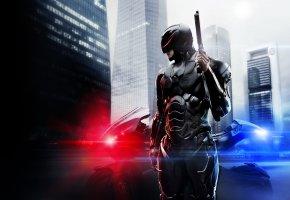 Обои робокоп, фильм, 2014, robocop, полицейский