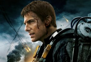 ���� Edge of Tomorrow, EOT, Edge, Tomorrow, Movie, Film, 2014, Year, Tom Cruise, ��� ����