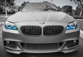 ���� bmw, road, angel eyes, ���, ���������� ������, ����