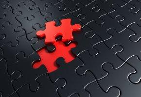 ���� black, ������, red, �������, puzzle, ����