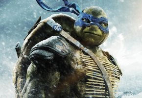 ���� ��������� ������, Teenage Mutant Ninja Turtles, ��������, Leonardo