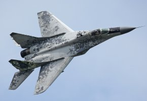 ���� ������, �������, ������, Slovak Air Force, MiG-29